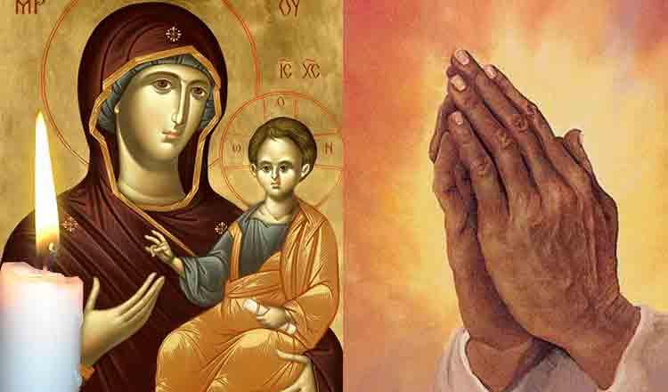 Citește, în fiecare zi de marți, o Rugăciune puternică pentru îndeplinirea unei dorințe. Maica Domnului te va ajuta