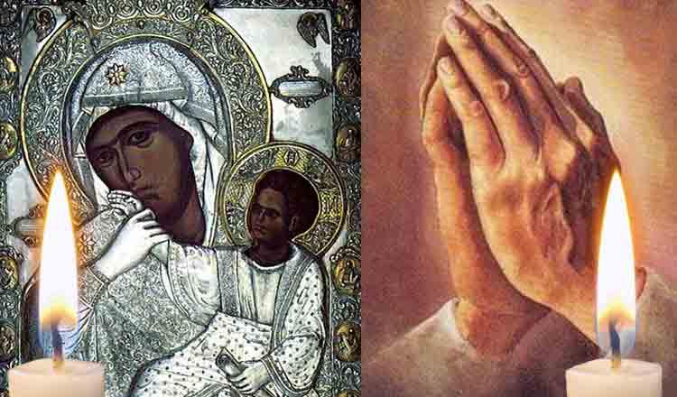 """Rugăciunea la icoana Maicii Domnului """"Grabnic Ascultătoare"""" face minuni în viața credincioșilor!"""