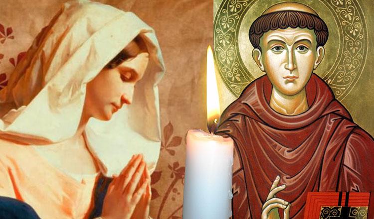 ruga Sfântului Anton de Padova